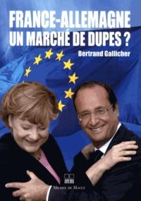 Histoiresdenlire.be France-Allemagne, un marché de dupes ? Image