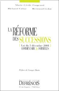 Bertrand Gelot et Marie-Cécile Forgeard - .