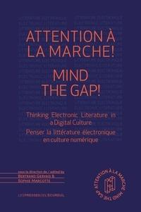 Bertrand Gervais et Ana Albuquerque a Aguilar - Attention à la marche ! - Mind The Gap !.