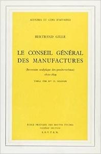 Le conseil général des manufactures - Inventaire analytique des procès verbaux, 1810-1829.pdf