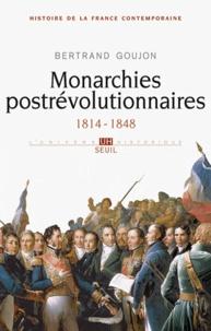 Histoire de la France contemporaine - Tome 2, Monarchies postrévolutionnaires (1814-1848).pdf