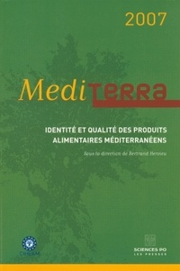 Accentsonline.fr Mediterra 2007 - Identity and Quality of Mediterranean Foodstuffs Image