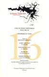 Bertrand Jarrigeon - Collection théâtrale - Tome 16, Désordre et folie.