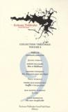 Bertrand Jarrigeon et Simone Balazard - Collection théâtrale - Tome 9.