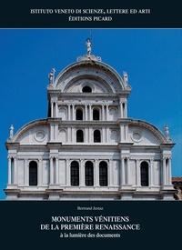 Monuments vénitiens de la Première Renaissance - A la lumière des documents.pdf