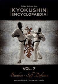 Bertrand Kron - Kyokushin Encyclopaedia - Volume 7.