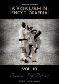 Bertrand Kron - Kyokushin Encyclopaedia - Volume 10.