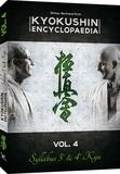 Bertrand Kron - Kyokushin encyclopedia - Tome 4 : Syllabus 5e & 4e Kyu.