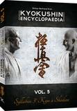 Bertrand Kron - Kyokushin encyclopedia - Volume 5, Syllabus 3e Kyu à Shodan.