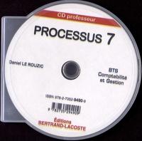 Daniel Le Rouzic - Processus 7 BTS comptabilité et gestion - Professeur. 1 Cédérom