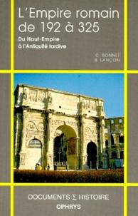 Accentsonline.fr L'EMPIRE ROMAIN DE 192 A 325. - Du haut empire à l'Antiquité tardive Image