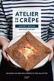 Bertrand Larcher - Atelier de la crêpe - Devenez un pro des crêpes et des galettes.