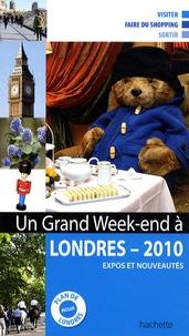 Bertrand Lauzanne et Caroline Rondeau - Un grand week-end à Londres.
