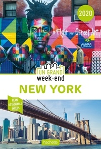 Bertrand Lauzanne - Un grand week-end à New York. 1 Plan détachable