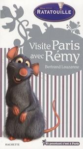 Bertrand Lauzanne - Visite Paris avec Rémy.