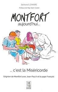 Openwetlab.it Montfort aujourd'hui... c'est la Miséricorde - Grignion de Montfort avec Jean-Paul II et le Pape François Image