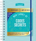 Bertrand Lobry - Mon carnet de codes secrets.