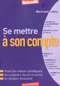 Bertrand Lobry - .
