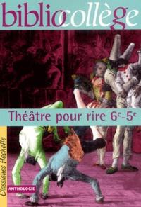 Bertrand Louët et Patrick Quérillacq - Théâtre pour rire 6e - 5e.