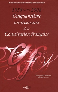 Openwetlab.it Cinquantième anniversaire de la Constitution française - 1958-2008 Image