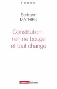 Constitution : rien ne bouge et tout change.pdf