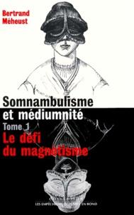 Bertrand Méheust - Somnambulisme et médiumnité - Tome 1, 1784-1840 le défi du magnétisme.