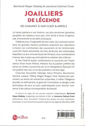 Joailliers de légende. De Chaumet à Van Cleef & Arpels