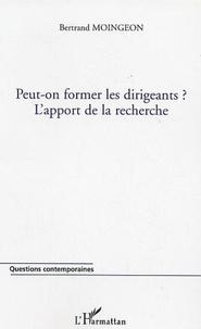 Bertrand Moingeon et  Collectif - .