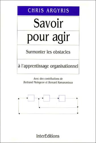 Bertrand Moingeon et Bernard Ramanantsoa - .