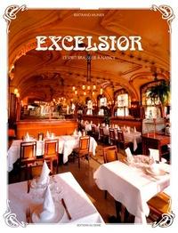 Bertrand Munier - Excelsior - L'esprit brasserie à Nancy.