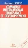 Bertrand Nezeys - Commerce international, croissance et développement.
