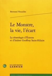 Lesmouchescestlouche.fr Le Monstre, la vie, l'écart - La tératologie d'Etienne et d'Isidore Geoffroy Saint-Hilaire Image
