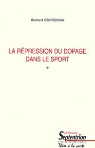 Deedr.fr La répression du dopage dans le sport Image
