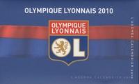 Bertrand Pirel - Olympique Lyonnais - L'agenda-calendrier 2010.