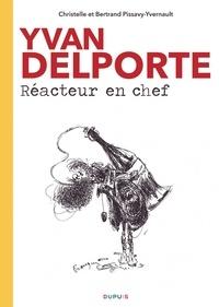 Bertrand Pissavy-Yvernault et Christelle Pissavy-Yvernault - Yvan Delporte - Réacteur en chef.