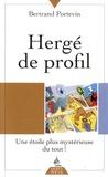 Bertrand Portevin - Hergé de profil - Une étoile plus mystérieuse du tout !.