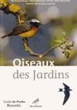 Bertrand Posse et Alain Barbalat - Oiseaux des jardins.