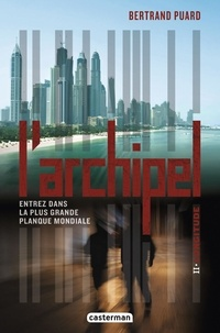 Bertrand Puard - L'archipel Tome 2 : Longitude.
