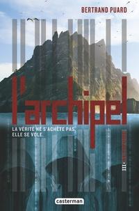 Bertrand Puard - L'archipel Tome 3 : Altitude.