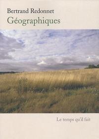 Bertrand Redonnet - Géographiques - Divagations.
