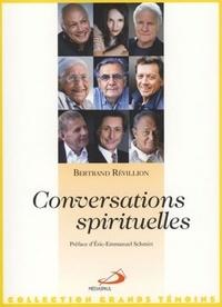 Bertrand Révillion - Conversations spirituelles.