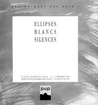 Bertrand Rougé - Ellipses blancs silences.