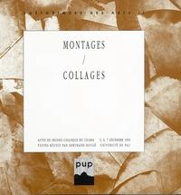Bertrand Rougé - Montages / Collages.