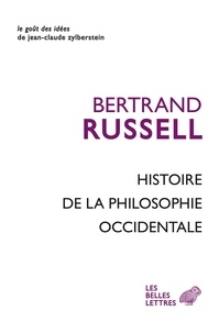 Bertrand Russell - Histoire de la philosophie occidentale - Pack 2 Volumes.