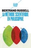 Bertrand Russell - La méthode scientifique en philosophie - Notre connaissance du monde extérieur.