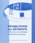 Bertrand Schwartz - Réhabilitation des bâtiments - Structure et enveloppe, solutions techniques.