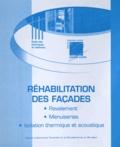 Bertrand Schwartz et Philippe Excoffier - Réhabilitation des façades - Ravalement, menuiseries, isolation thermique et acoustique.