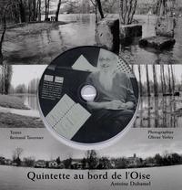 Galabria.be Quintette au bord de l'Oise d'Antoine Duhamel - Pour violon, violoncelle, contrebasse et piano Image