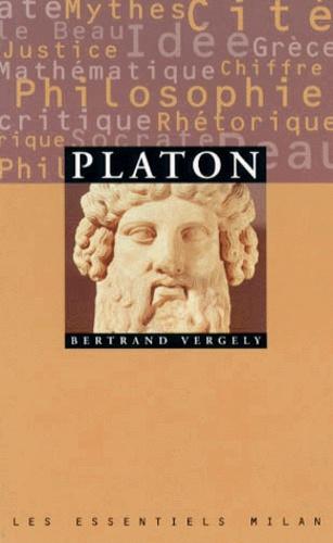 Bertrand Vergely - Platon.