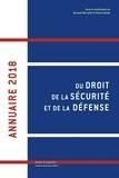 Bertrand Warusfel et Florent Baude - Annuaire du droit de la sécurite et de la défense.